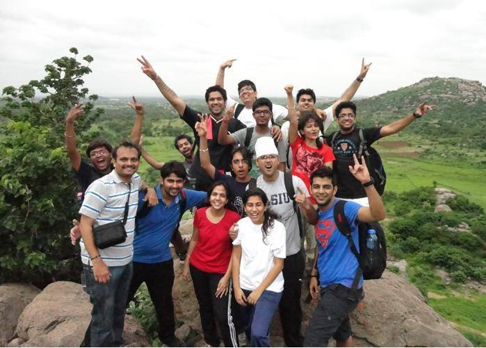 outbound training programme