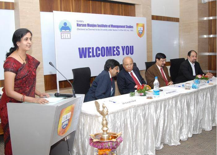 inaugration of PGDM batch